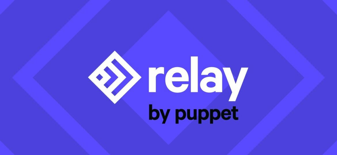 BRYXX and Puppet: working hard together